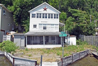 Residential Property for sale in 10524 W Lake Road, Hammondsport, NY, 14840