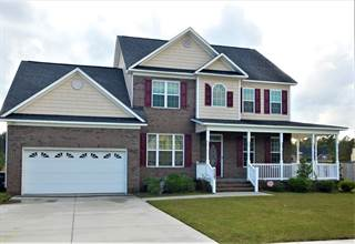 Single Family for sale in 117 Hills Lorough Loop, Jacksonville, NC, 28546