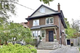 Single Family For Sale In 91 GLENVIEW AVE Toronto Ontario