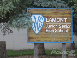 Residential Property for sale in 5409-51 ave  Lamont, Lamont, Alberta, T0B2R0