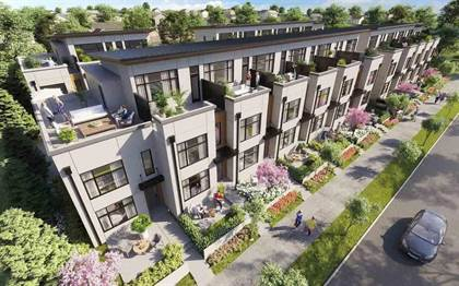 Single Family for sale in 1211 EIGHTH AVENUE 20, New Westminster, British Columbia, V3M2R8