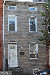 Residential Property for sale in 895 W LOMBARD STREET, Baltimore City, MD, 21201
