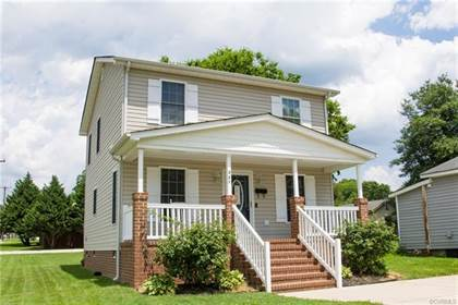 Residential for sale in 321 South 20th Avenue, Hopewell, VA, 23860