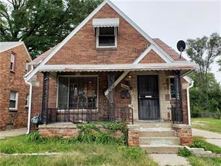 Multi-family Home for sale in 15064 SNOWDEN Street, Detroit, MI, 48227