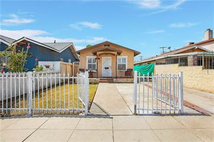 Residential Property for sale in 120 E 103rd Street, Los Angeles, CA, 90003