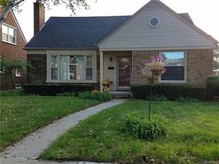 Single Family for sale in 115 MERIDAN Street, Dearborn, MI, 48124