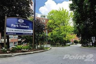 Apartment for rent in Park Towers Apartments, London, Ontario