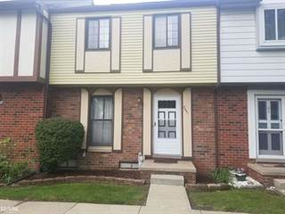 Townhouse for sale in 8441 Hickory, Sterling Heights, MI, 48312