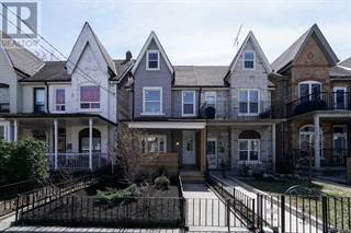 Single Family for sale in 119 LINDSEY AVE, Toronto, Ontario, M6H1E5