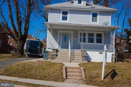 Residential Property for sale in 4120 BELLE AVENUE, Baltimore City, MD, 21215