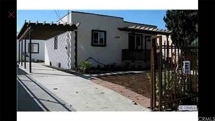 Multifamily for sale in 1148 W 109th Street, Los Angeles, CA, 90044