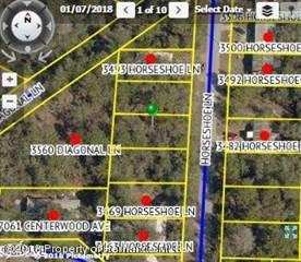 Land for sale in 0 HORSESHOE Lane, Spring Hill, FL, 34606