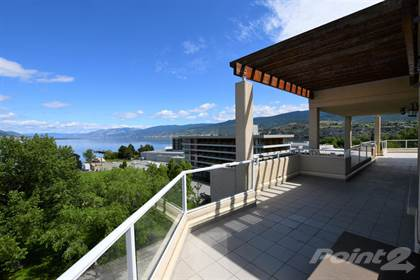 Residential Property for sale in 710-100 LAKESHORE DRIVE W, Penticton, British Columbia, V2A 1B6