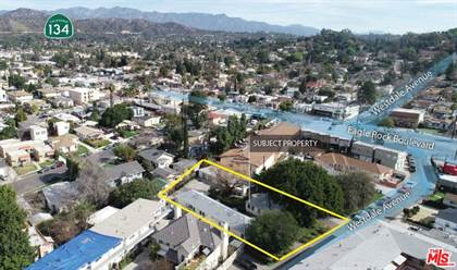 Lots And Land for sale in 4401 AVE WESTDALE, Los Angeles, CA, 90041
