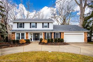 Single Family for sale in 774 MIDDLESEX Road, Grosse Pointe Park, MI, 48230