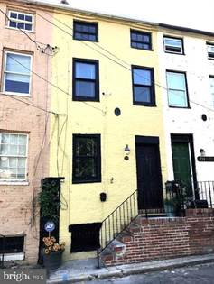 Residential Property for sale in 709 W MONUMENT STREET, Baltimore City, MD, 21201