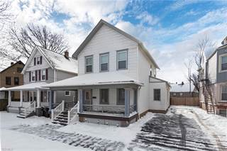 Single Family for sale in 5413 Franklin Blvd, Cleveland, OH, 44102