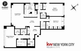 Townhouse for sale in 166 East 61st Street 5MN, Manhattan, NY, 10065