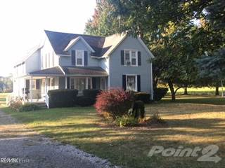 Single Family for sale in 17820 34 Mile, Greater Richmond, MI, 48005