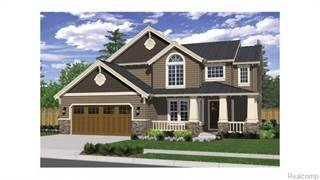 Single Family for sale in 4501 EMERALD VALLEY Loop, Handy, MI, 48836