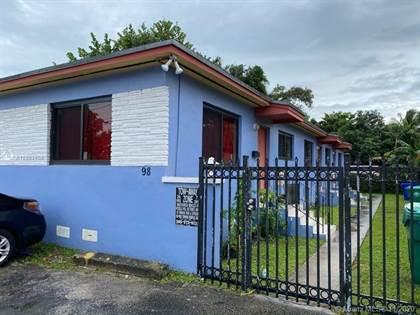 Multifamily for sale in 98 NE 71st St, Miami, FL, 33138