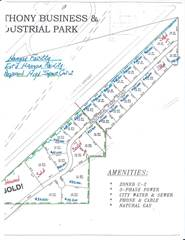 Comm/Ind for sale in Lot 4 Industrial Park Road, Saint Anthony City, ID, 83445