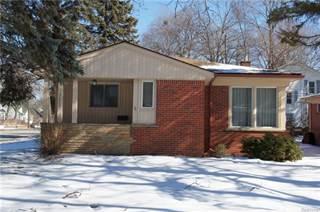 Single Family for rent in 3220 SYLVAN Drive, Royal Oak, MI, 48073