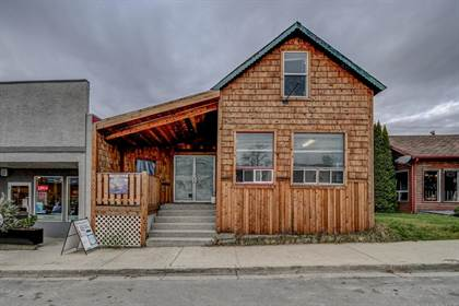 Retail Property for sale in 129 10TH AVENUE N, Creston, British Columbia, V0B1G0