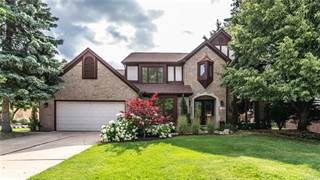 Single Family for sale in 17474 MAPLE HILL Drive, Northville, MI, 48168