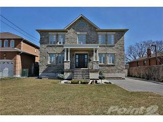 Single Family for sale in 73 GOODERHAM Drive , Toronto, Ontario