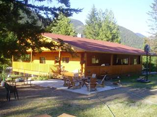 Residential Property for sale in 1129 Creighton Valley Rd., Lumby, British Columbia