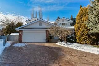 Single Family for sale in 230 OCKENDEN PL NW, Edmonton, Alberta