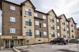 Condo for sale in 886 GOLF LINKS Road 202, Hamilton, Ontario