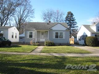 Residential for sale in 18667 Floral, Livonia, MI, 48152