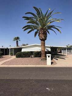 Residential Property for sale in 9352 E OLIVE Lane S, Sun Lakes, AZ, 85248