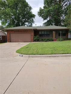 Residential for sale in 604 E Towry Drive, Midwest City, OK, 73110