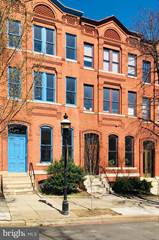Multi-family Home for sale in 1713 BOLTON STREET, Baltimore City, MD, 21217