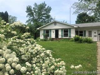 Single Family for sale in 701 S CASS ST, Virginia, IL, 62691