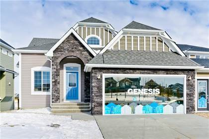 Single Family for sale in 1307 Bayside DR SW, Airdrie, Alberta