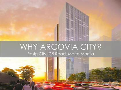 Residential Property for sale in Arcovia City 99 Eulogio Rodriguez Jr. Ave, Pasig City, Pasig City, Metro Manila