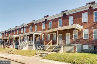 Townhouse for sale in 3729 BEEHLER AVENUE, Baltimore City, MD, 21215