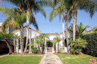 Single Family for sale in 917 North CRESCENT HEIGHTS, Los Angeles, CA, 90210