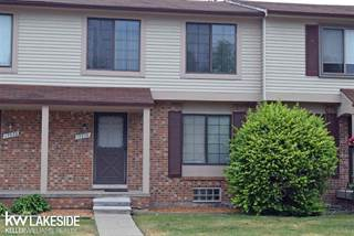 Townhouse for sale in 17070 Kingsbrooke, Greater Mount Clemens, MI, 48038