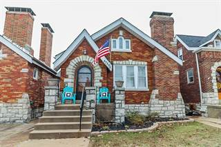 Single Family for sale in 5730 Delor Street, Saint Louis, MO, 63109