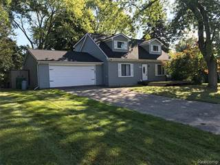 Single Family for sale in 2482 JONES Road, Waterford, MI, 48327
