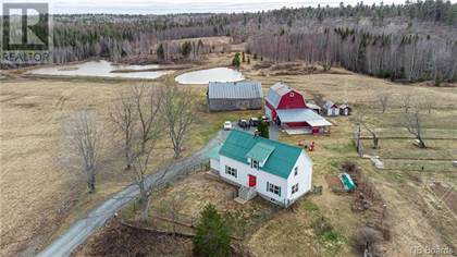 Agriculture for sale in 509 RUSAGONIS Road, Rusagonis - Waasis, New Brunswick
