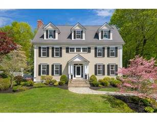 Single Family for sale in 22 Brooks Street, Winchester, MA, 01890