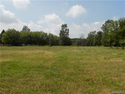 Lots And Land for sale in 591 Country Meadow TRI, Brandon, MI, 48462