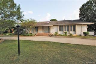 Single Family for sale in 4315 CHERRY HILL Drive, Orchard Lake Village, MI, 48323