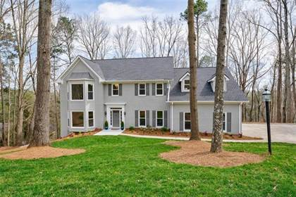Residential Property for sale in 90 Cliffcreek Trace, Sandy Springs, GA, 30350